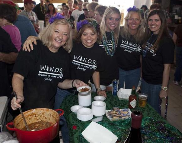 "ANNUAL ""SUPER"" CHILI BOWL COOK-OFF"