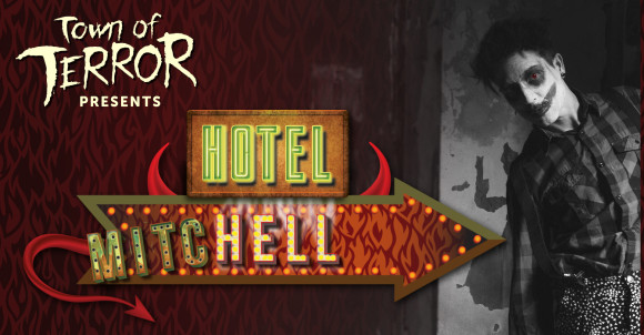 OWA's Hotel MitcHELL Haunted House