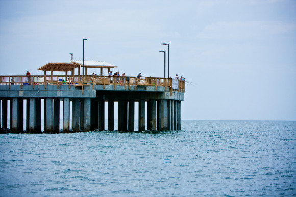 Gulf State Park Fishing and Education Pier