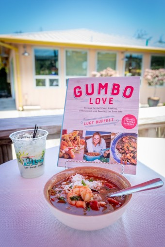 Gumbo Love Cooking and Mixology Class: Lucy Buffet's LuLu's Begins Fall 2019