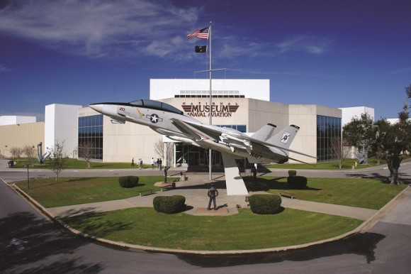 2021 Winter Lecture Series: Training Tales: Learning to Fly at NAS Pensacola