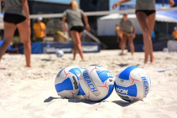 2020 National Collegiate Beach Volleyball Championship Friends and Family