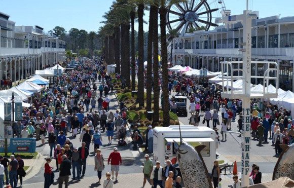 27th Orange Beach Seafood Festival & Car Show