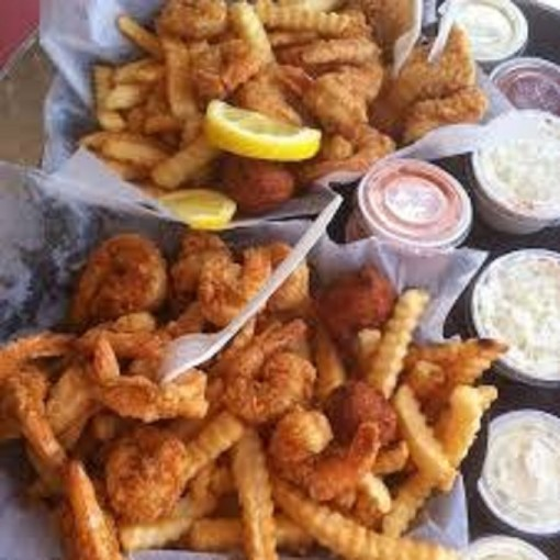 Shrimp Basket of Orange Beach