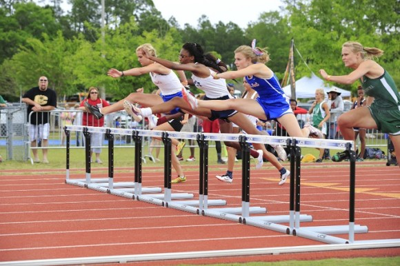 2021 GSHS Track & Field St. Patrick's Day Invitational