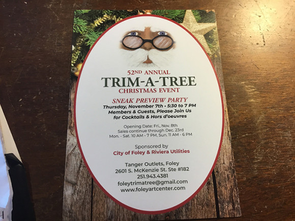 The 52nd Annual Trim a Tree Holiday Arts & Crafts