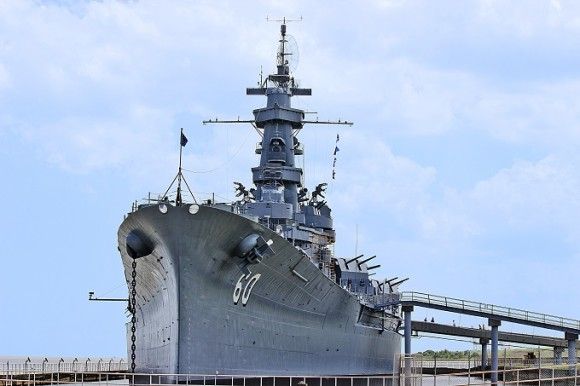 2020 Welcome Center Lecture Series: USS Alabama