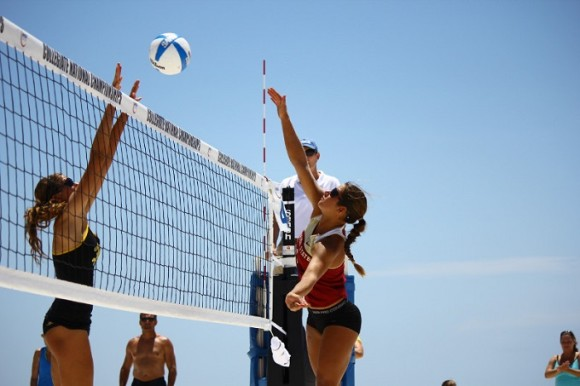 2020 The March to May Collegiate Beach Volleyball Tournament