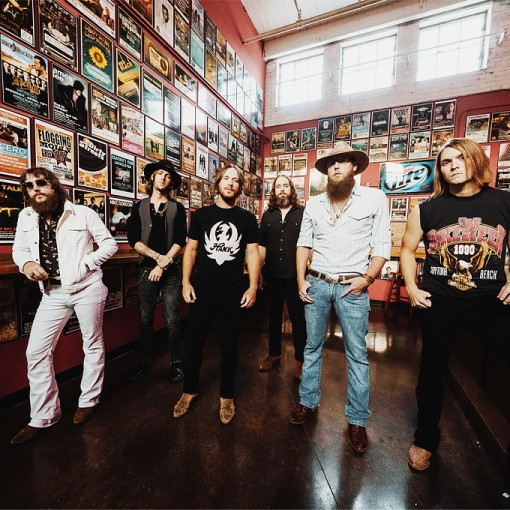 Whiskey Myers in Concert at The Port