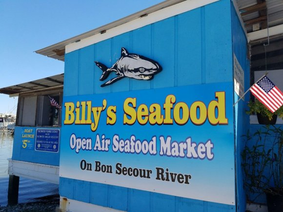 Billy's Seafood, Inc