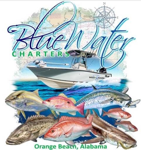 Blue Water Charters LLC.