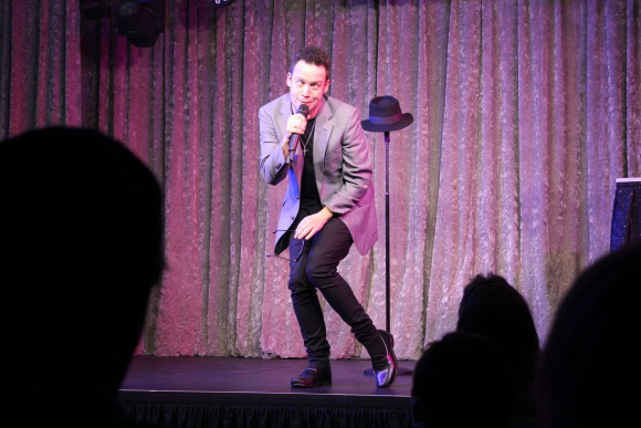 Brandon Styles LIVE at OWA - Impressions & Magic Variety Show