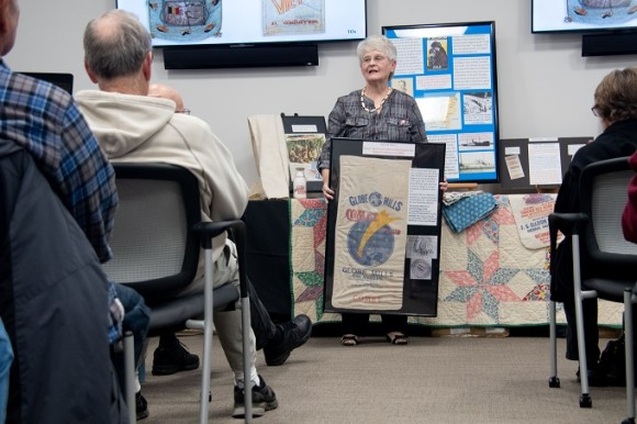 2021 Winter Lecture Series: FeedSacks- Their Role in WWII