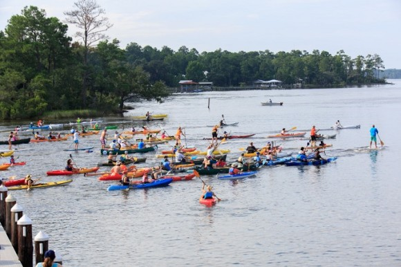 2019 5th Annual Flora-Bama's Gulf Coast Paddle Championship