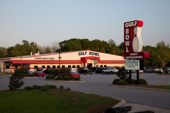 Temporarily Closed - Gulf Bowl