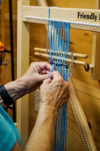 2021 Winter Lecture Series: Contemporary Weaving at Clara's Loom: Show and Tell