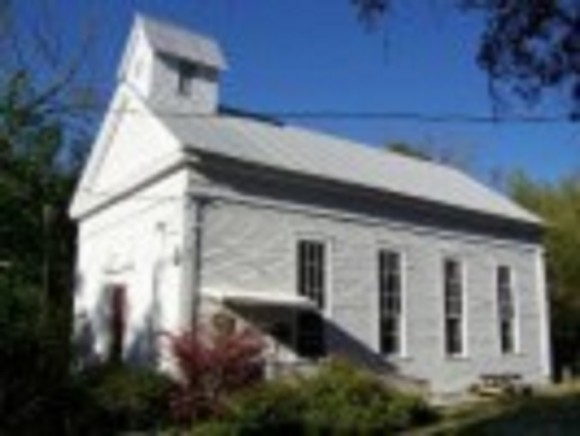 Old Methodist Church Museum of Daphne