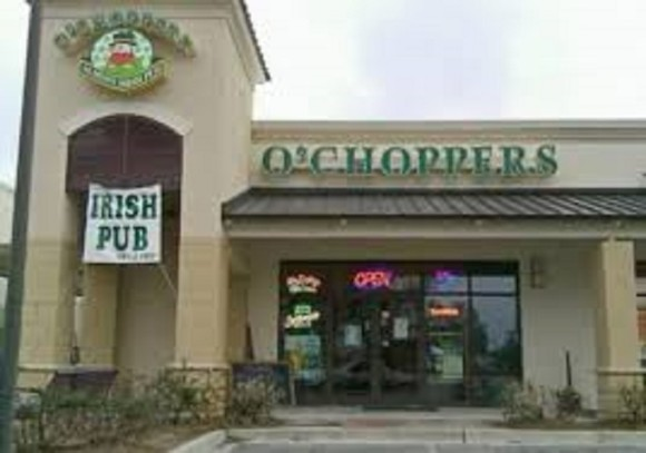 O'Choppers Almost Irish Pub