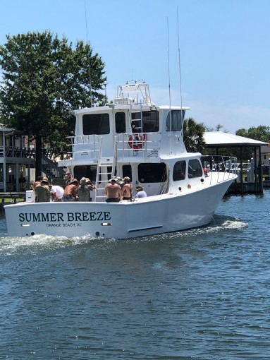 Summer Breeze Charter