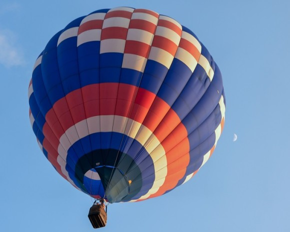 Taking Off Hot Air Balloon Company and Boat Tours
