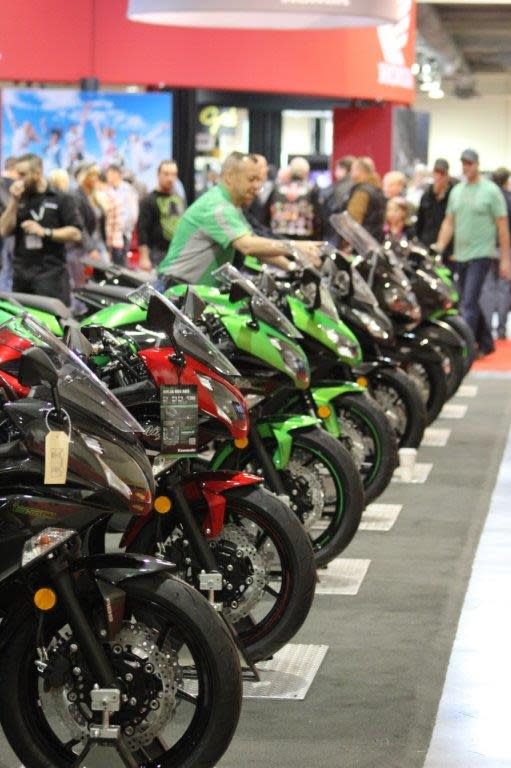 The Motorcycle Show - Calgary