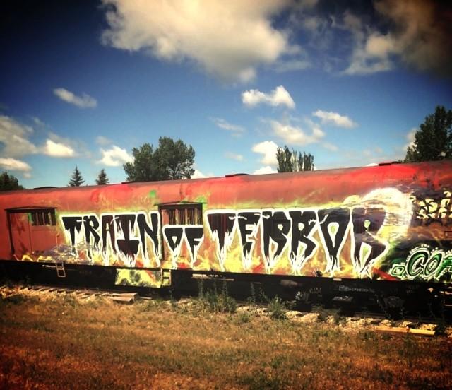 Train of Terror