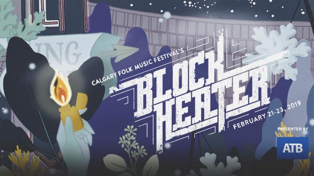Calgary Folk Music Festival's Block Heater