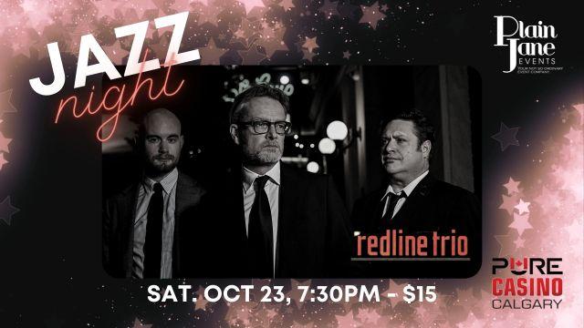 Jazz Night with Redline Trio