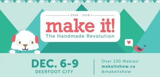 Make It The Handmade Revolution