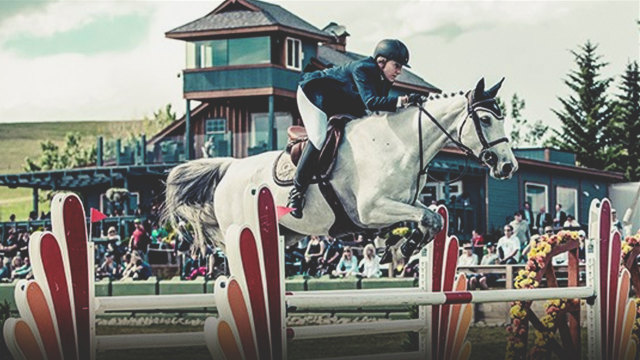 Rocky Mountain Show Jumping - Bow Valley Classic I