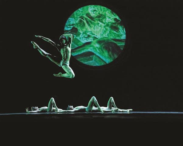 Alberta Ballet in Joni Mitchell's The Fiddle & the Drum