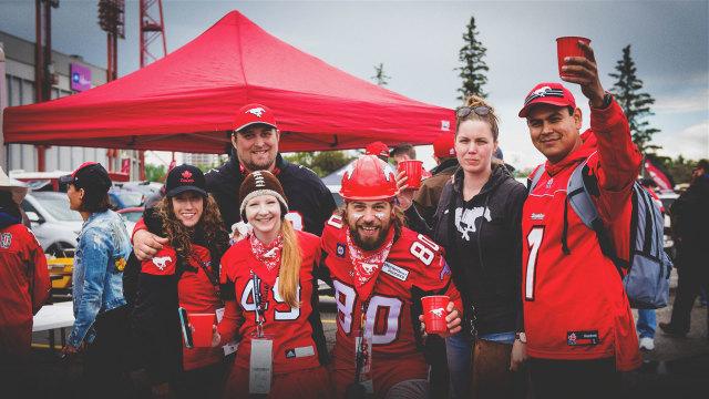 Toronto Argonauts at Calgary Stampeders
