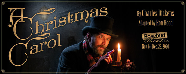 A Christmas Carol at Rosebud Theatre