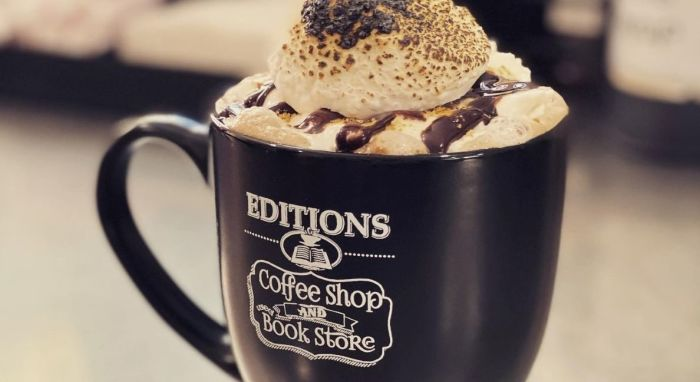 Editions Bookstore & Coffee Shop
