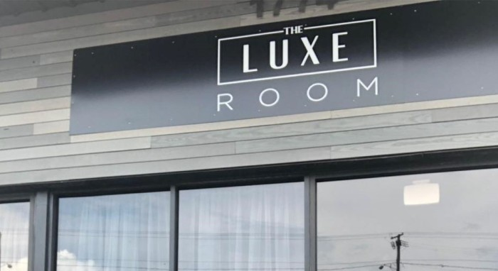 The Luxe Room