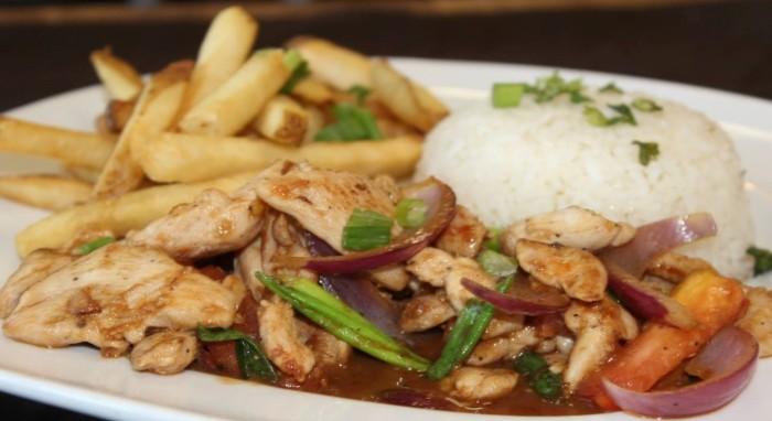 Mochica Peruvian Rotisserie Chicken
