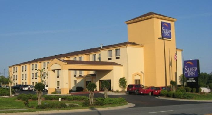 Sleep Inn & Suites Concord Mills