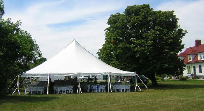 Adkins Tent Rentals