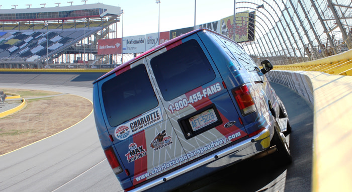 Special Offer: Charlotte Motor Speedway