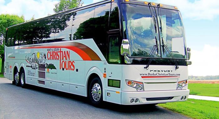 Burke Christian Tours
