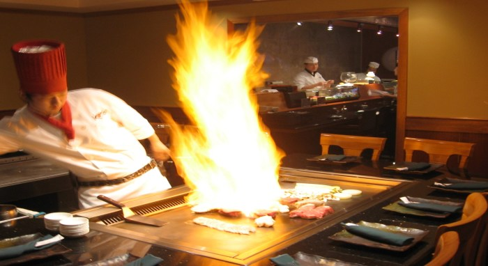 Sogo Japanese Seafood Steakhouse