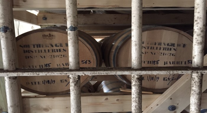 Southern Grace Distilleries at Mt. Pleasant Prison