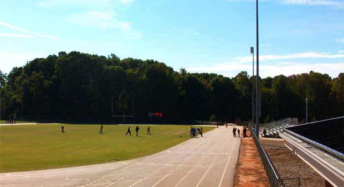 Kannapolis Middle School Athletic Fields