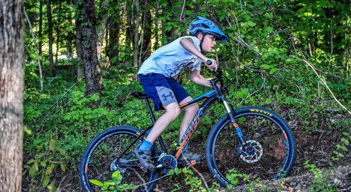 Rocky River Mountain Bike Trail