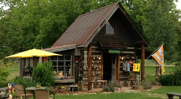 River Pines Art Pottery Shop