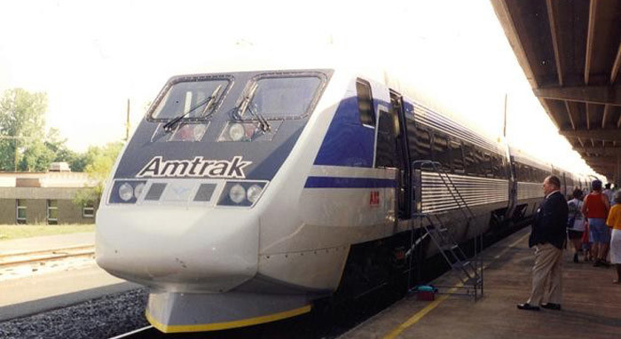AMTRAK – Charlotte Station