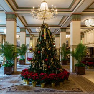christmas day dinner buffet package francis marion hotel