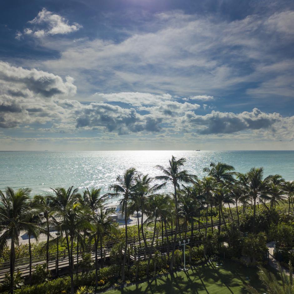 Oceanfront Hotels In Miami