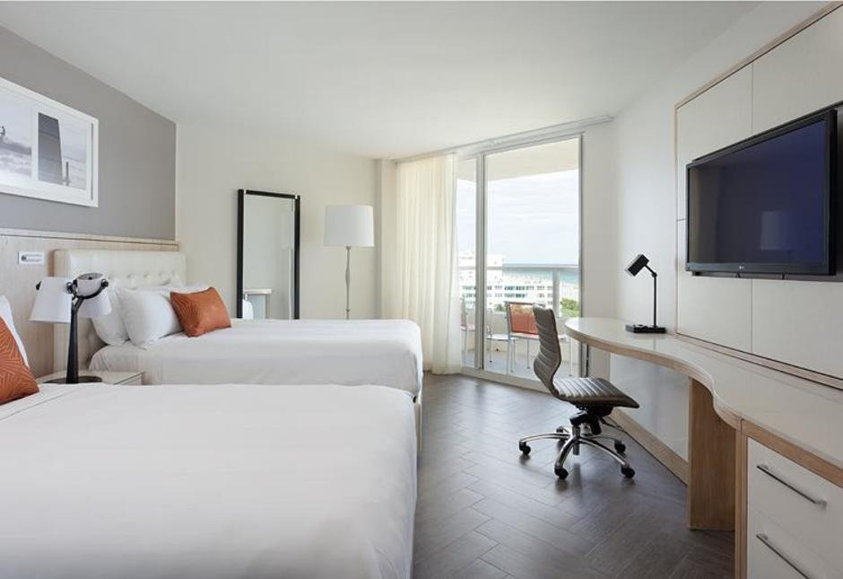 Guests Will Be Inspired At The New Toronto Marriott: Marriott Stanton South Beach: Miami Hotels