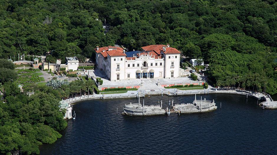 Vizcaya Museum Gardens Miami Arts Culture